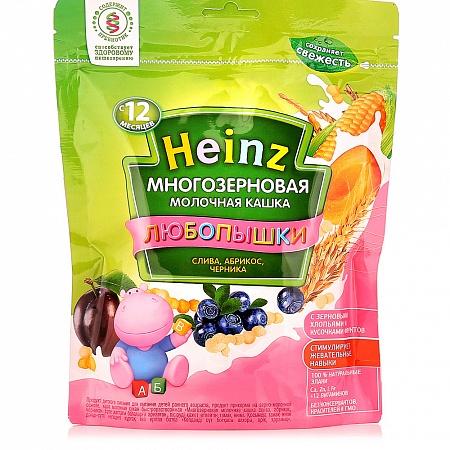 Каталог Кашка Хайнц многозерновая йогуртная слива/ябл/мал/черн ДП 200гр 1/8 от магазина | Дискаунтер Больше Меньше